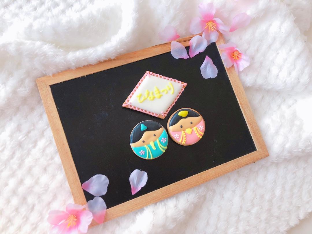 アイシングクッキー完成イメージ